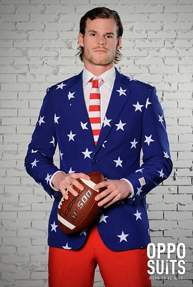 Opposuits Stars and Stripes maat 52